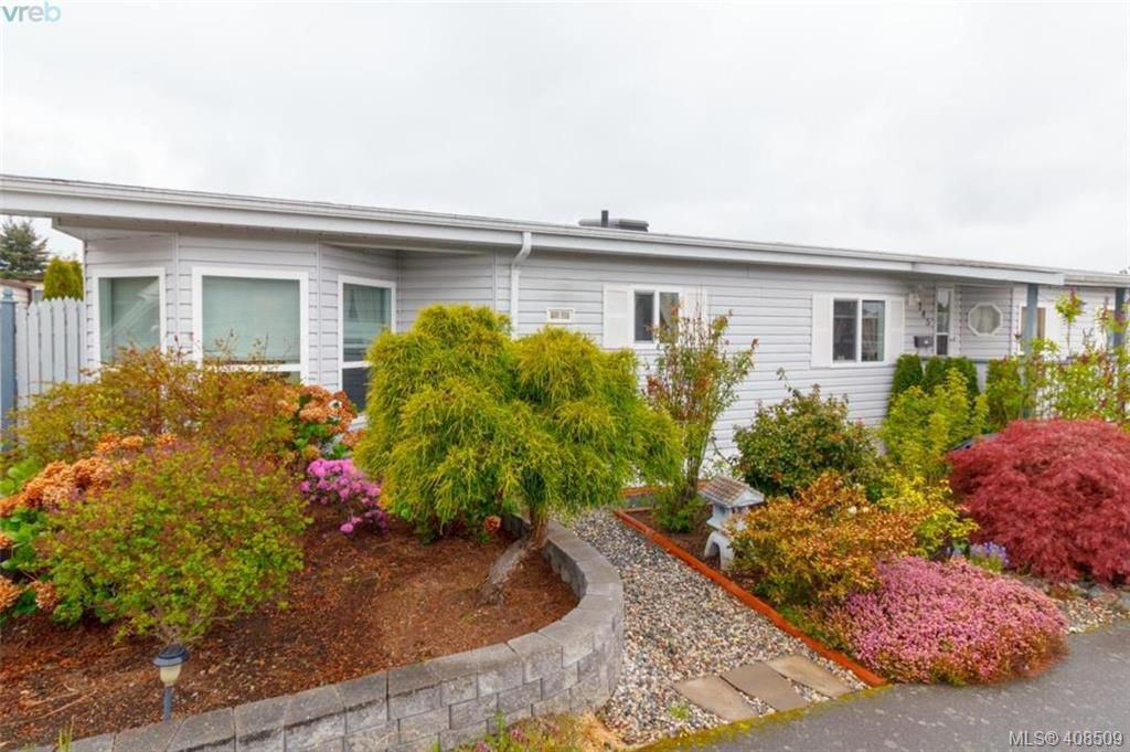 Main Photo: 145 7 Chief Robert Sam Lane in VICTORIA: VR Glentana Manu Double-Wide for sale (View Royal)  : MLS®# 408509