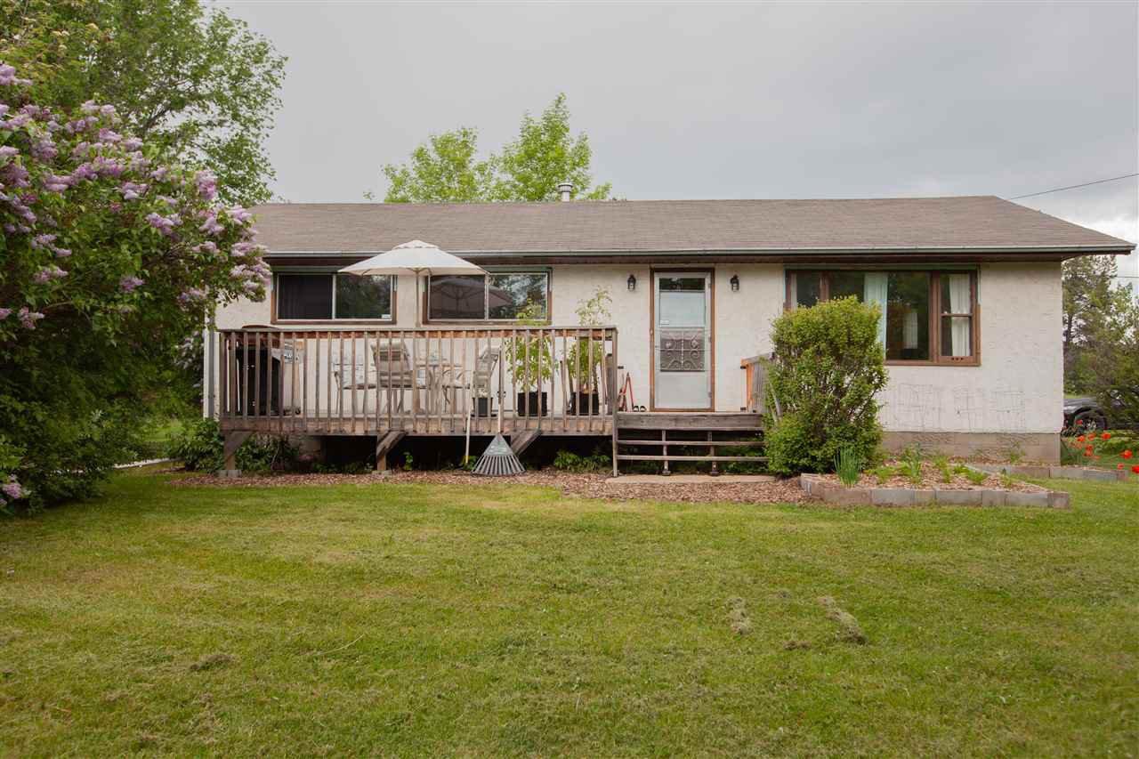 Main Photo: 5203 51 A Avenue: Bon Accord House for sale : MLS®# E4161077