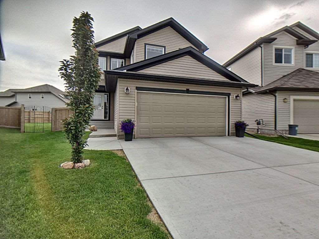 Main Photo: 11717 18A Avenue in Edmonton: Zone 55 House for sale : MLS®# E4163929