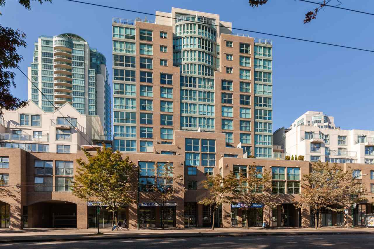 "Main Photo: 602 1159 MAIN Street in Vancouver: Downtown VE Condo for sale in ""City Gate II"" (Vancouver East)  : MLS®# R2417292"
