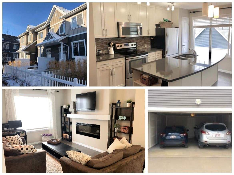 Main Photo: 49 4050 SAVARYN Drive in Edmonton: Zone 53 Townhouse for sale : MLS®# E4183785