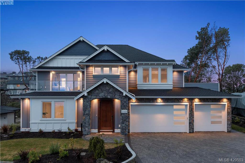 Main Photo: 2331 Lairds Gate in VICTORIA: La Bear Mountain Single Family Detached for sale (Langford)  : MLS®# 420503