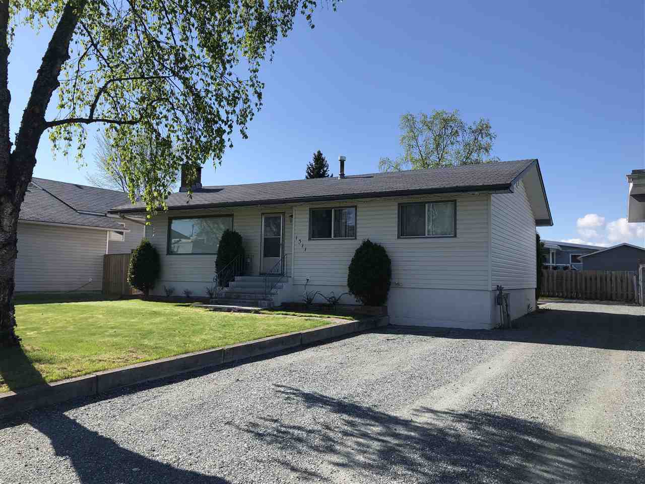 Main Photo: 1311 KELLOGG Avenue in Prince George: Spruceland House for sale (PG City West (Zone 71))  : MLS®# R2457521