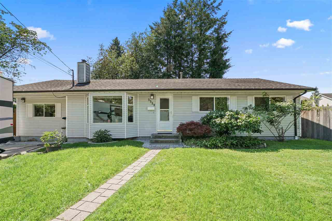 Main Photo: 3329 HANDLEY Crescent in Port Coquitlam: Lincoln Park PQ House for sale : MLS®# R2479224