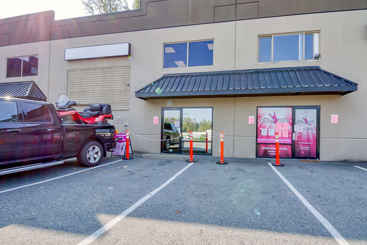 Main Photo: 13 34100 SOUTH FRASER Way in Abbotsford: Central Abbotsford Industrial for sale : MLS®# C8034729