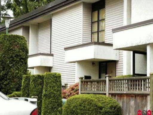 """Main Photo: 109 13786 103RD Avenue in Surrey: Whalley Townhouse for sale in """"THE MEADOWS"""" (North Surrey)  : MLS®# F1119306"""