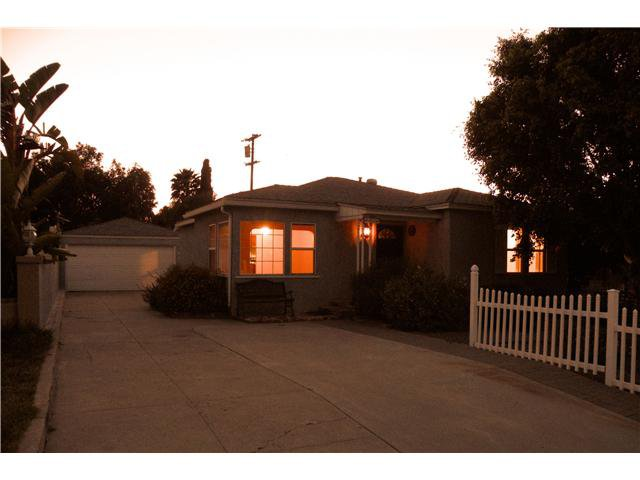 Main Photo: SAN DIEGO House for sale : 2 bedrooms : 4616 Esther Street