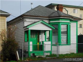 Main Photo: 954 Mason St in VICTORIA: Vi Central Park House for sale (Victoria)  : MLS®# 591389