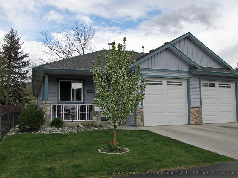 """Main Photo: 1836 Greenfield Ave in Kamloops,BC: Condo for sale in """"Greenstine Estates"""" : MLS®# 109080"""