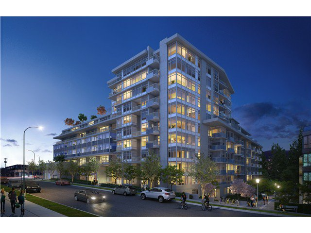 Main Photo: # 806 1777 W 7TH AV in Vancouver: Fairview VW Condo for sale (Vancouver West)  : MLS®# V993149