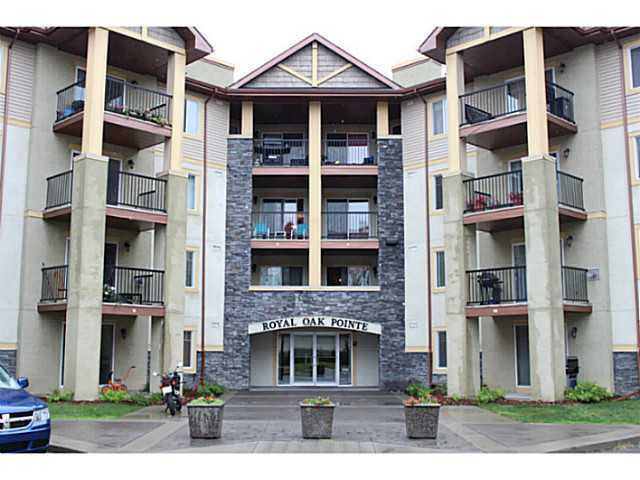 Main Photo: 1210 8810 ROYAL BIRCH Boulevard NW in CALGARY: Royal Oak Condo for sale (Calgary)  : MLS®# C3595344