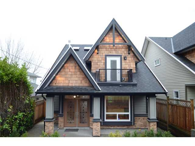 Main Photo: 1026 WALLS Avenue in Coquitlam: Maillardville House for sale : MLS®# V1040894