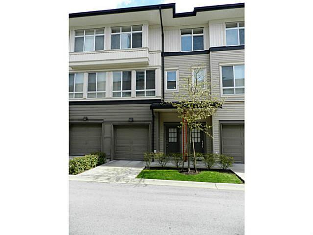 "Main Photo: 20 1125 KENSAL Place in Coquitlam: Central Coquitlam Townhouse for sale in ""KENSAL WALK"" : MLS®# V1057083"