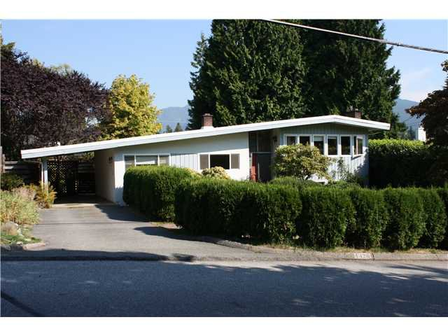 Main Photo: 1426 E 20TH Street in North Vancouver: Westlynn House for sale : MLS®# V1086010