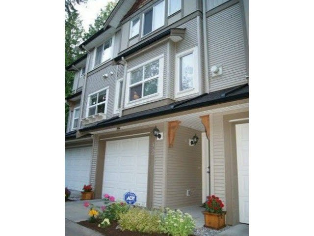 "Main Photo: 42 12677 63RD Avenue in Surrey: Panorama Ridge Townhouse for sale in ""SUNRIDGE"" : MLS®# F1434245"
