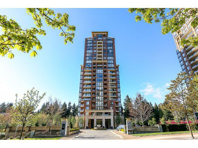 "Main Photo: 306 6823 STATION HILL Drive in Burnaby: South Slope Condo for sale in ""BELVEDERE"" (Burnaby South)  : MLS®# V1116538"