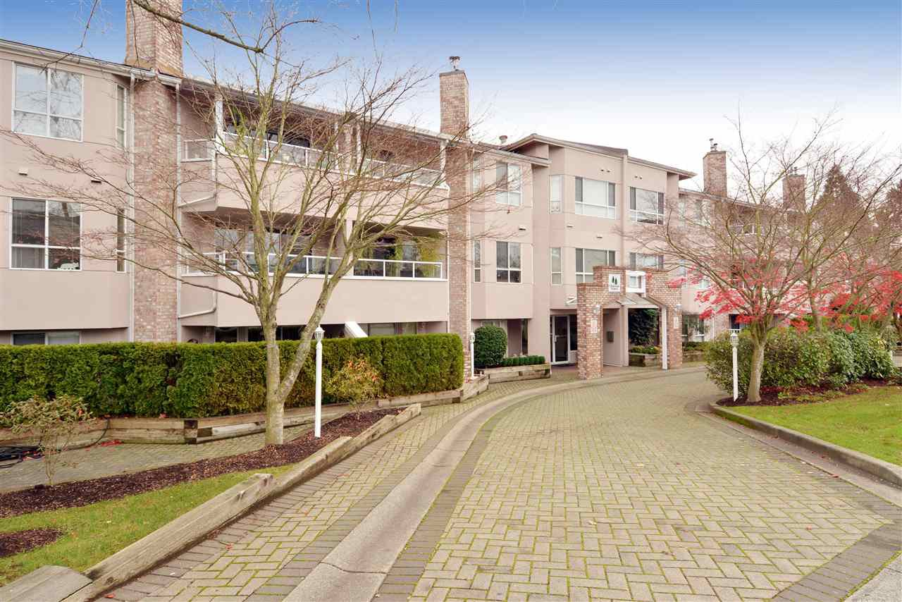 "Main Photo: 211 1952 152A Street in Surrey: King George Corridor Condo for sale in ""Chateau Grace"" (South Surrey White Rock)  : MLS®# R2016063"