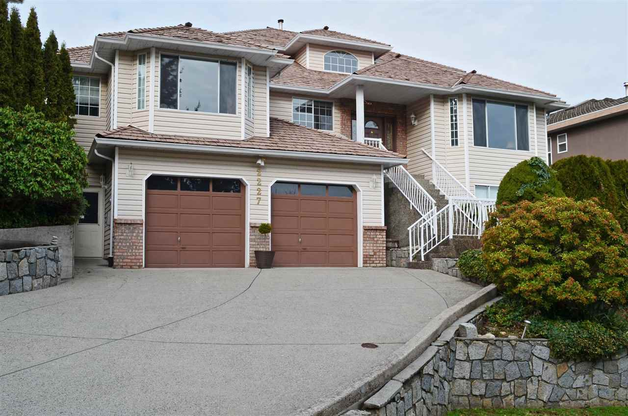 Main Photo: 2227 SORRENTO Drive in Coquitlam: Coquitlam East House for sale : MLS®# R2030402