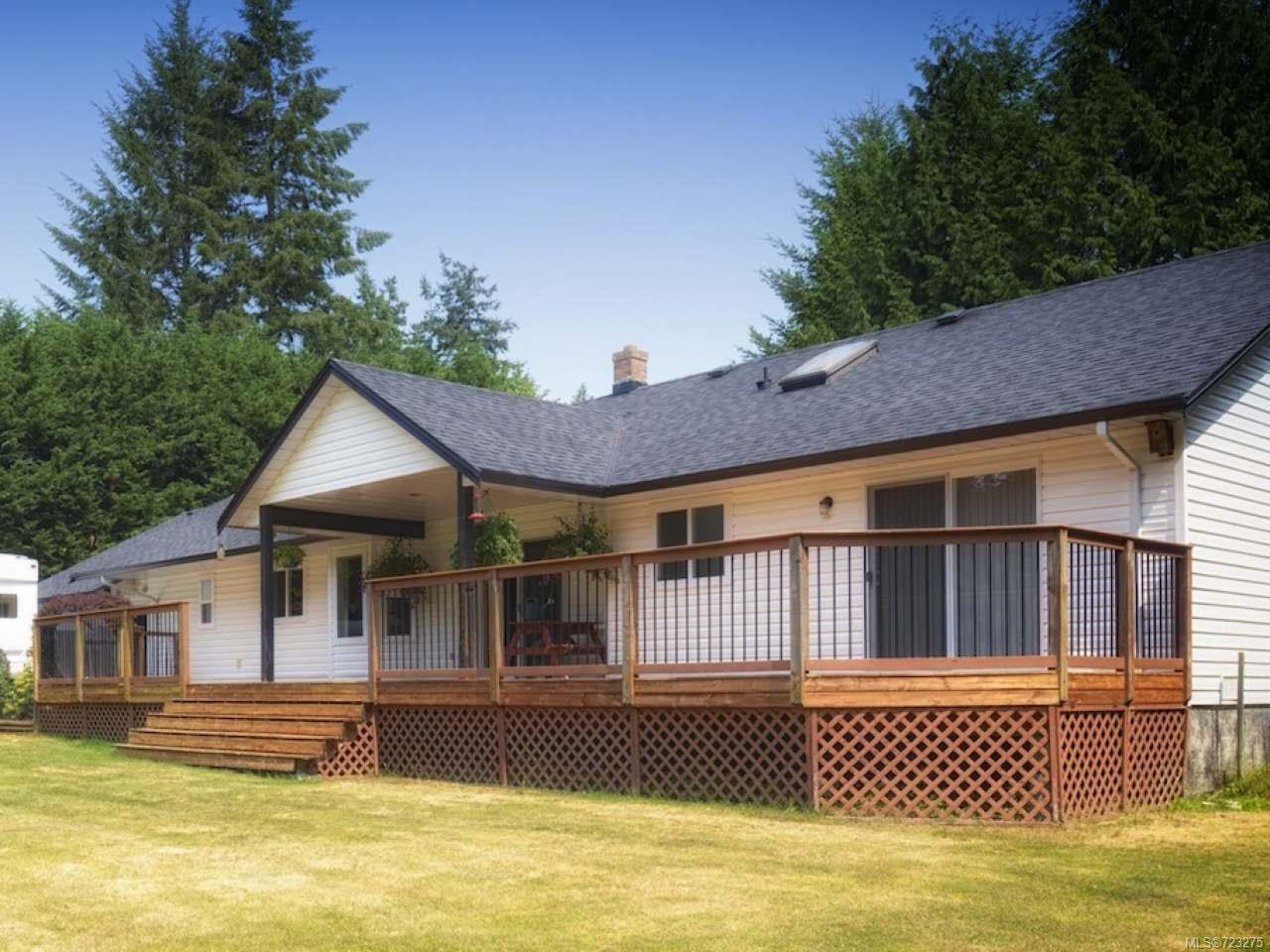 Main Photo: 5125 Willis Way in COURTENAY: CV Courtenay North House for sale (Comox Valley)  : MLS®# 723275