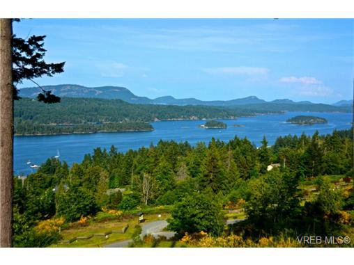 Main Photo: SL 20 Bishops Walk Rd in SALT SPRING ISLAND: GI Salt Spring Land for sale (Gulf Islands)  : MLS®# 726849
