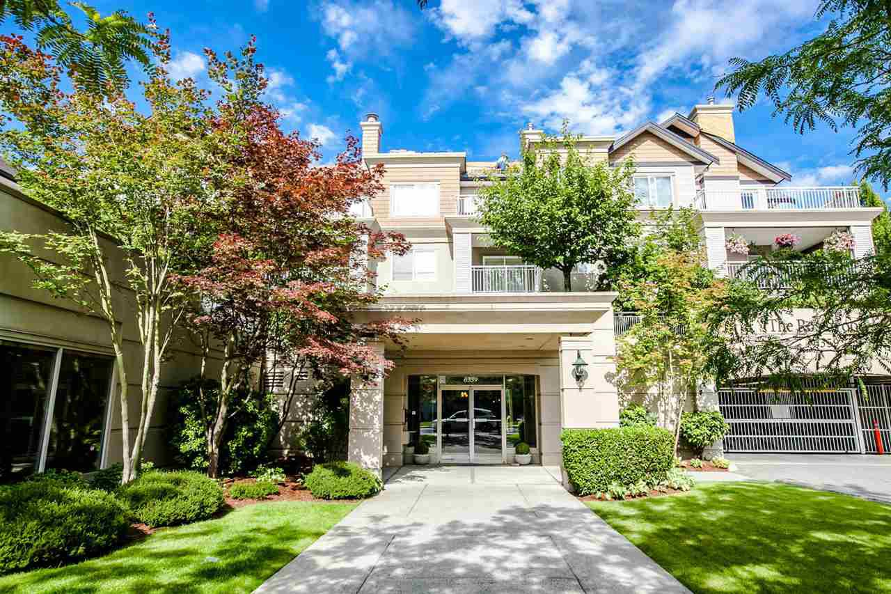 "Main Photo: 317 6359 198 Street in Langley: Willoughby Heights Condo for sale in ""ROSEWOOD"" : MLS®# R2085416"