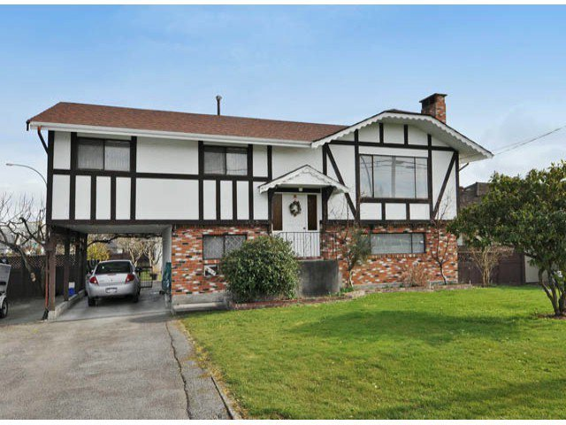 Main Photo: 4668 62nd Street in Ladner: Home for sale : MLS®# V1048610