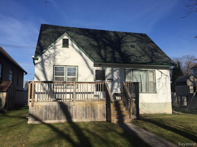 Main Photo: 721 Atlantic Avenue in Winnipeg: Residential for sale (4C)  : MLS®# 1629183