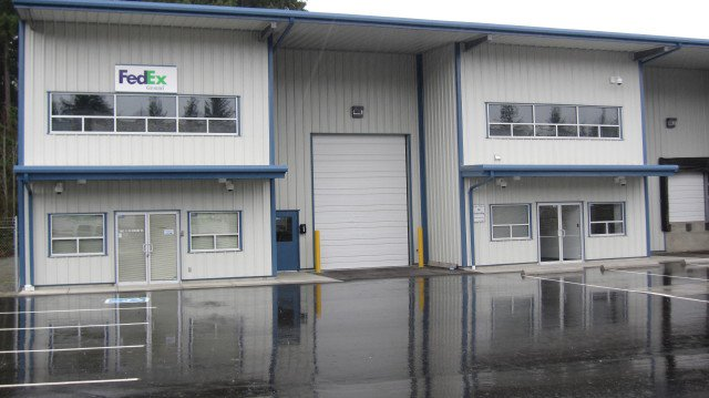 Main Photo: 940&950 Old Victoria Rd in SIDNEY: Na South Nanaimo Industrial for sale (Nanaimo)  : MLS®# 670969