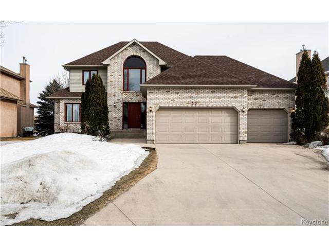 Photo 1: Photos: 35 Royal Park Crescent in Winnipeg: Southland Park Residential for sale (2K)  : MLS®# 1706238