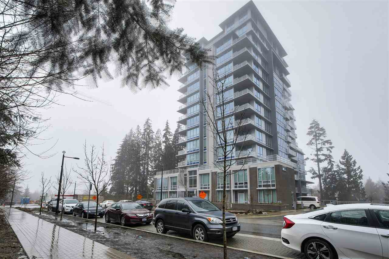 "Main Photo: 308 9060 UNIVERSITY Crescent in Burnaby: Simon Fraser Univer. Condo for sale in ""Altitude"" (Burnaby North)  : MLS®# R2151791"