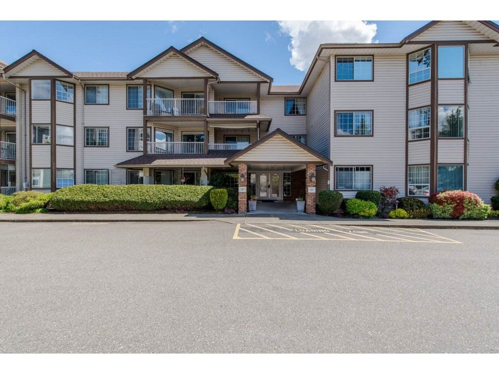 "Photo 2: Photos: 110 32145 OLD YALE Road in Abbotsford: Abbotsford West Condo for sale in ""CYPRESS PARK"" : MLS®# R2160674"
