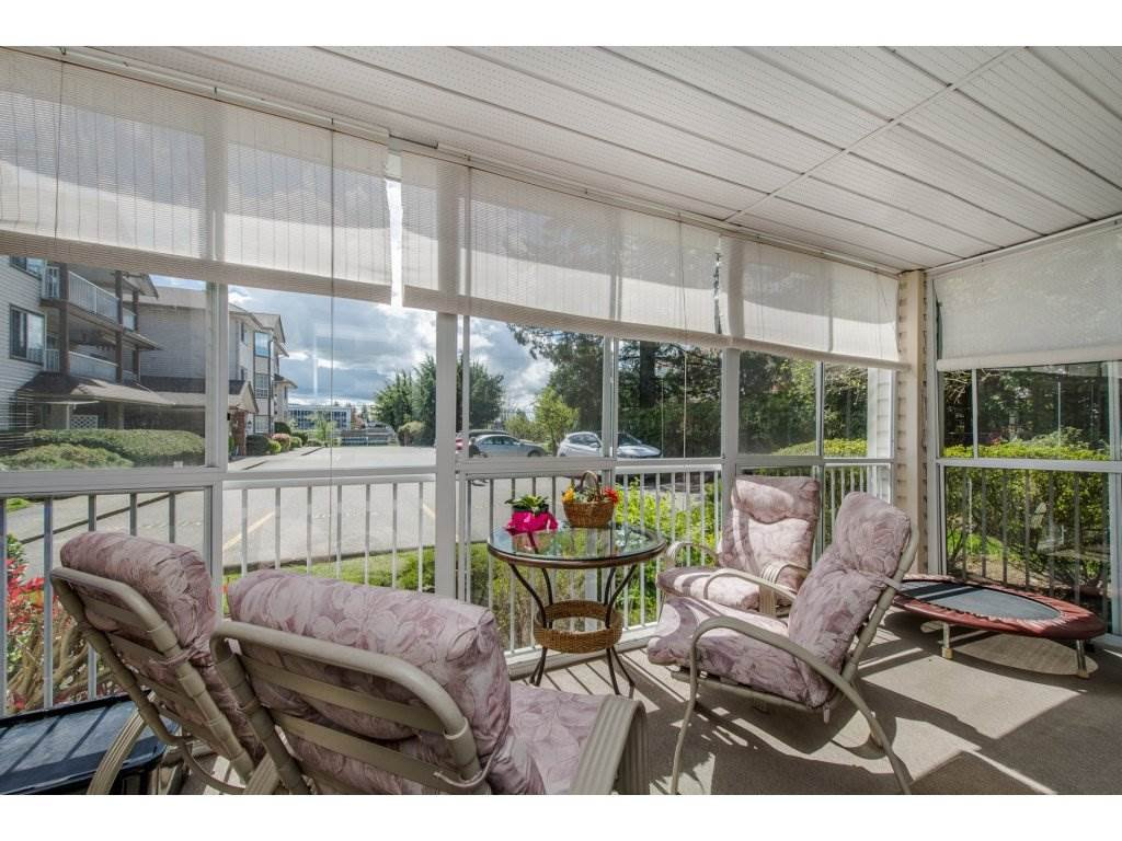 "Photo 19: Photos: 110 32145 OLD YALE Road in Abbotsford: Abbotsford West Condo for sale in ""CYPRESS PARK"" : MLS®# R2160674"