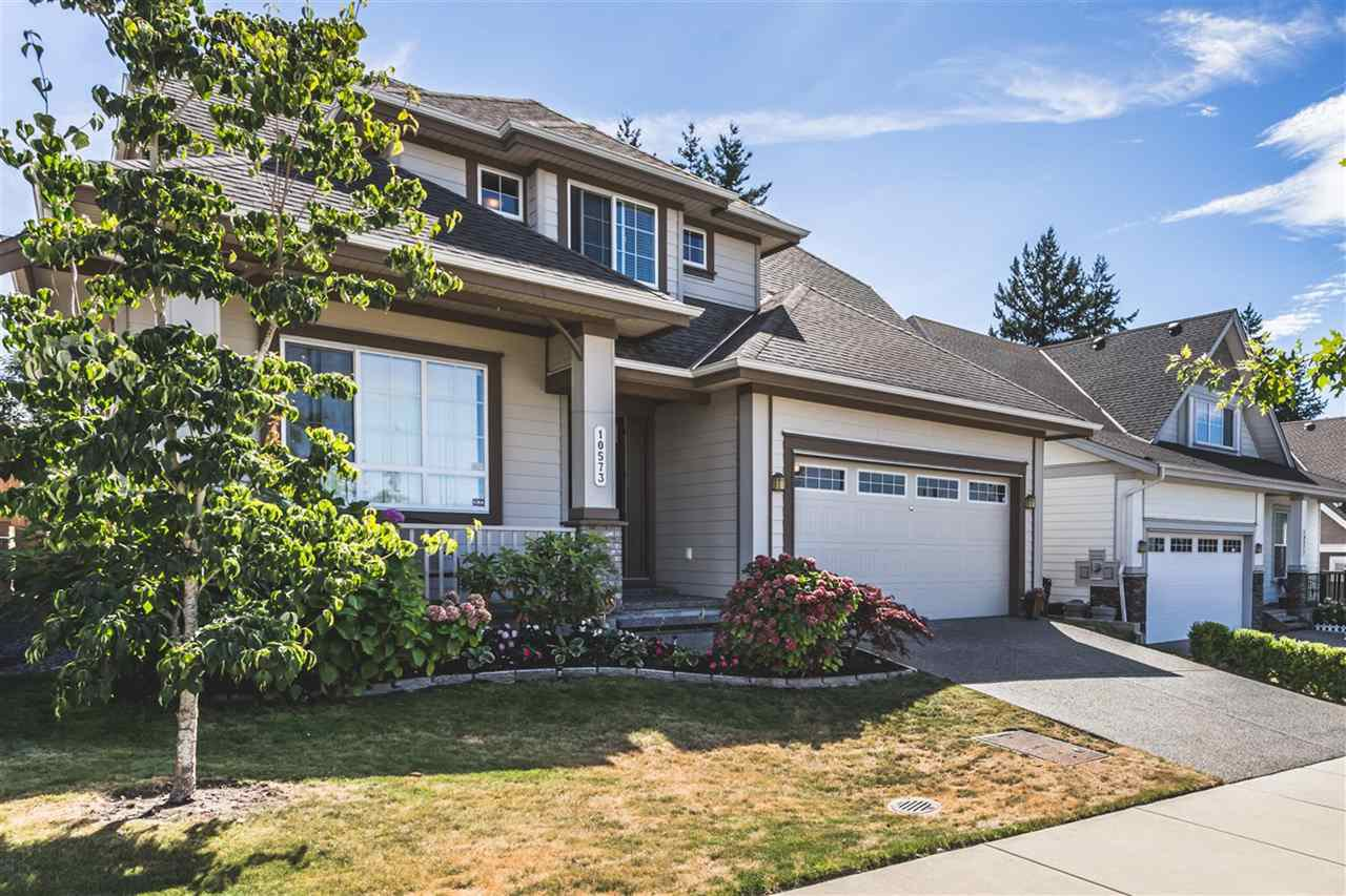 Main Photo: 10573 DELSOM Crescent in Delta: Nordel House for sale (N. Delta)  : MLS®# R2224292