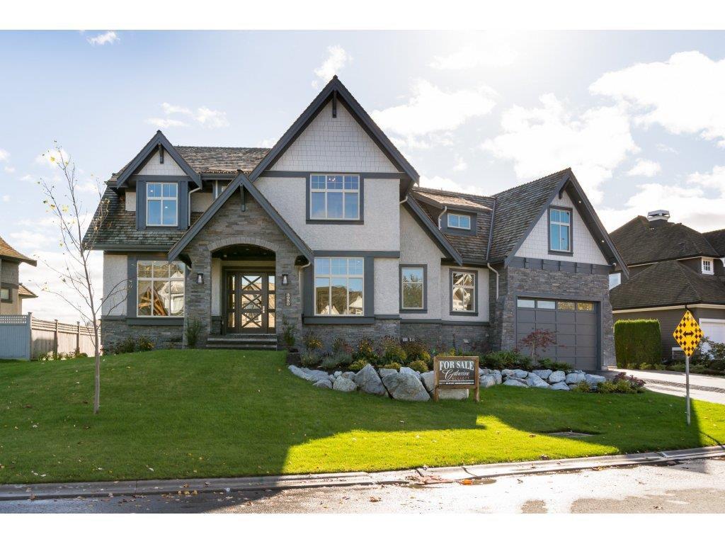 "Main Photo: 3950 159 Street in Surrey: Morgan Creek House for sale in ""Morgan Creek"" (South Surrey White Rock)  : MLS®# R2231968"