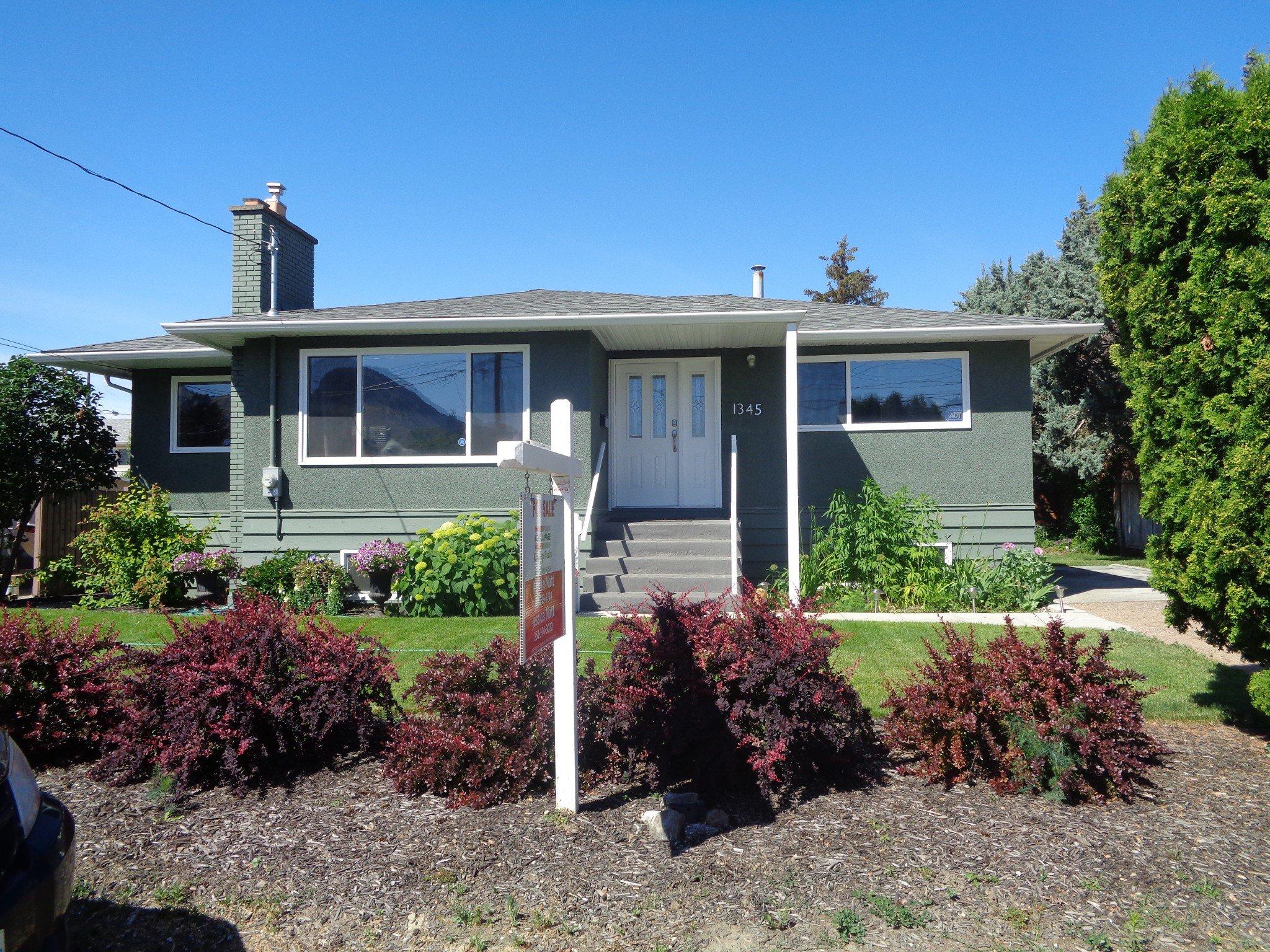 Main Photo: 1345 MIDWAY STREET in KAMLO0PS: NORTH KAMLOOPS House for sale (KAMLOOPS)  : MLS®# 145347