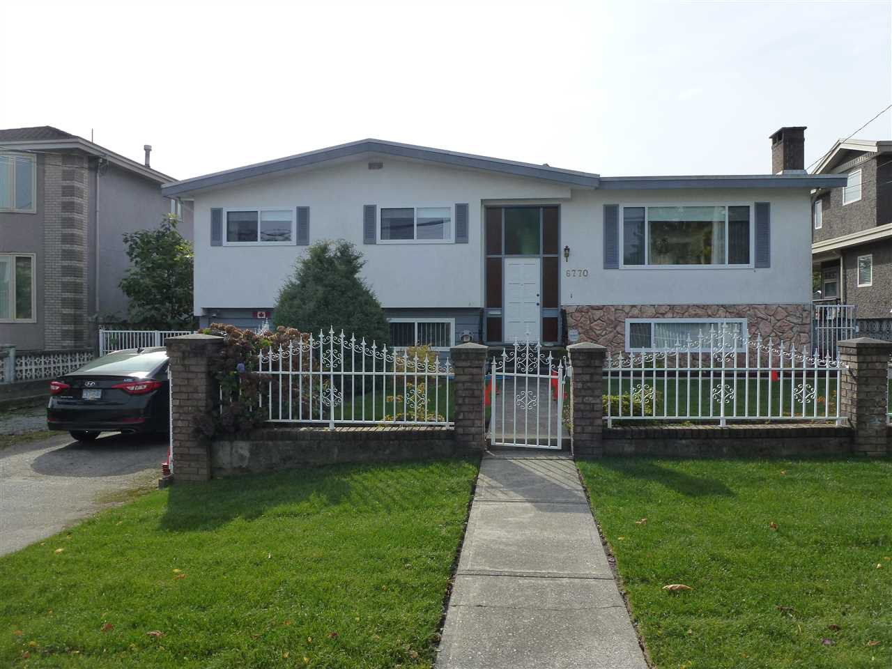 """Main Photo: 6770 NAPIER Street in Burnaby: Sperling-Duthie House for sale in """"WESTRIDGE"""" (Burnaby North)  : MLS®# R2313873"""