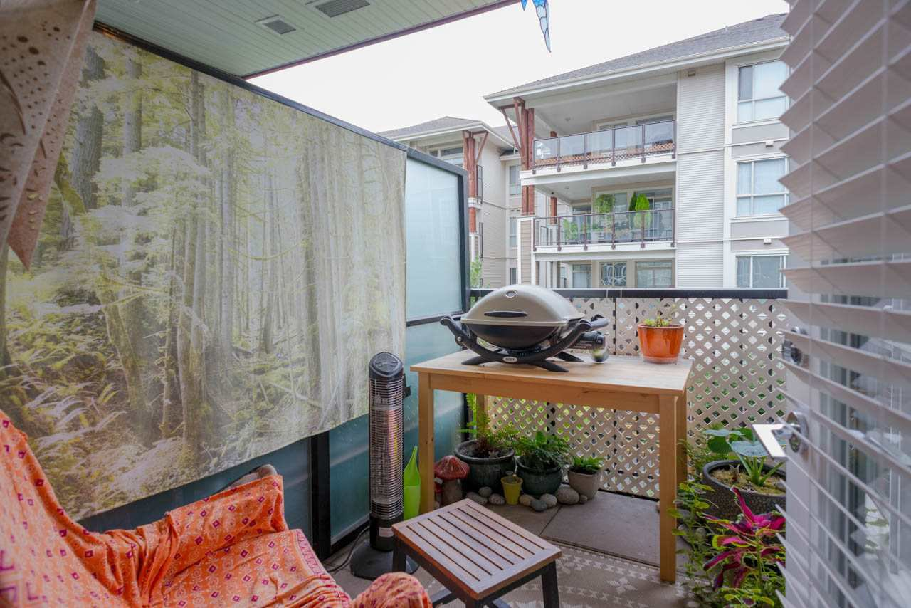 "Main Photo: 207 2473 ATKINS Avenue in Port Coquitlam: Central Pt Coquitlam Condo for sale in ""Valore"" : MLS®# R2320183"