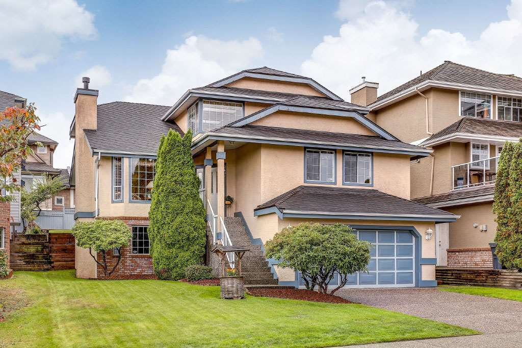 "Main Photo: 2634 HOMESTEADER Way in Port Coquitlam: Citadel PQ House for sale in ""CITADEL"" : MLS®# R2344861"