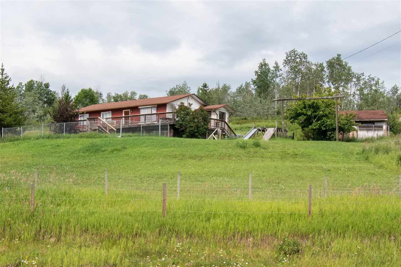 Main Photo: 3712 OLD BABINE LAKE Road in Smithers: Smithers - Rural House for sale (Smithers And Area (Zone 54))  : MLS®# R2356806
