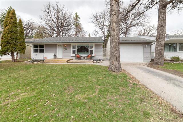 Main Photo: 119 Palliser Avenue in Winnipeg: Silver Heights Residential for sale (5F)  : MLS®# 1910358