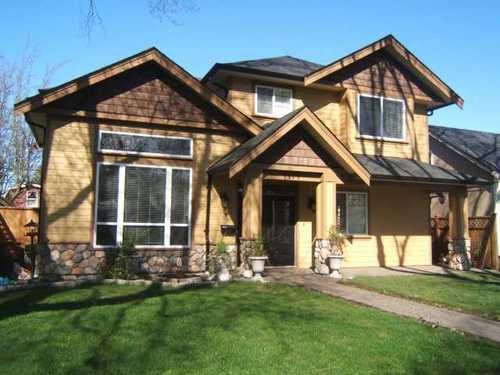 Main Photo: 1171 CATALINA Crescent in Richmond: Sea Island Home for sale ()  : MLS®# V806790