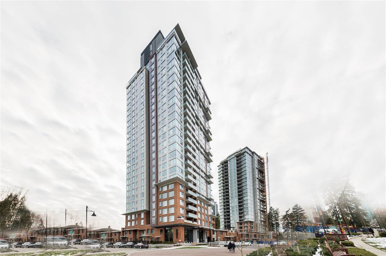 Main Photo: 1305 3100 WINDSOR Gate in Coquitlam: New Horizons Condo for sale : MLS®# R2384323