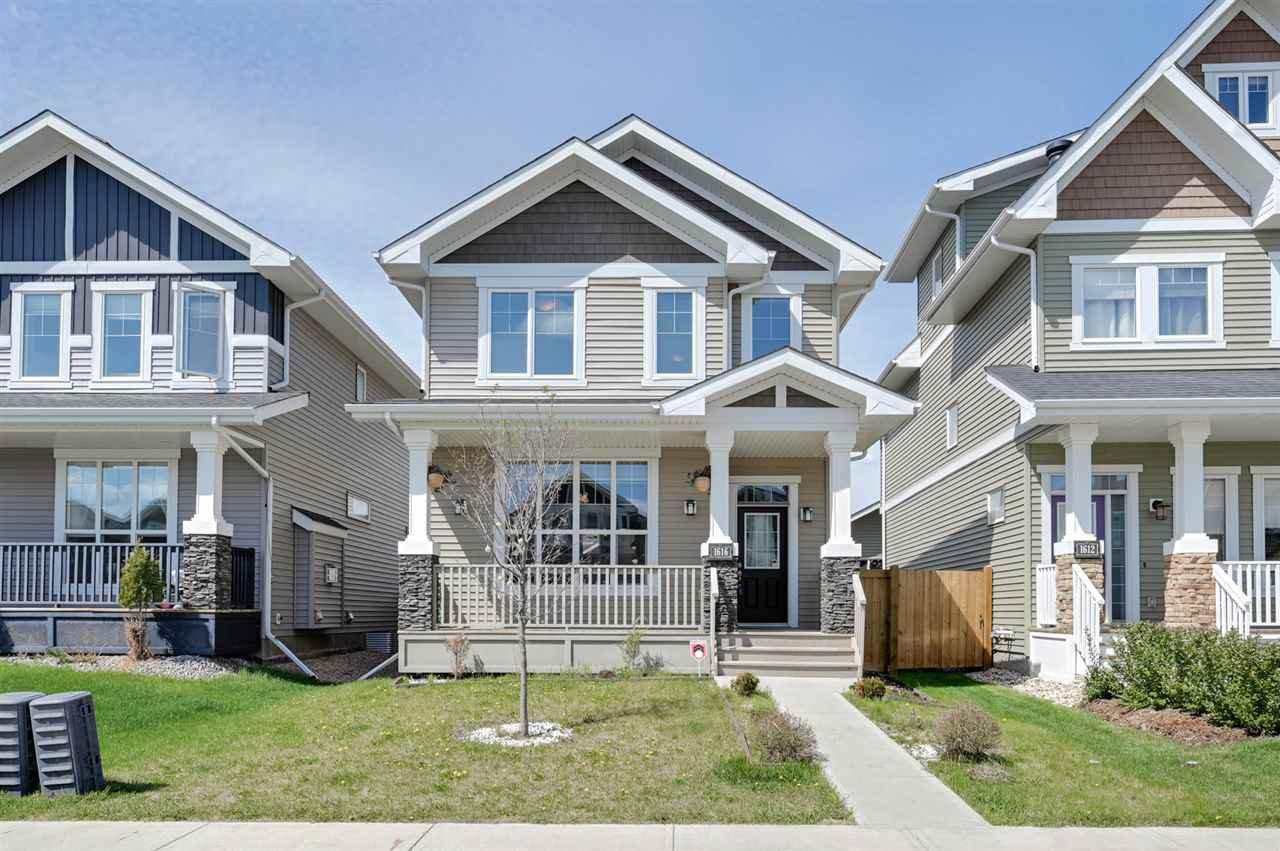 Main Photo: 1616 165 Street in Edmonton: Zone 56 House for sale : MLS®# E4168348