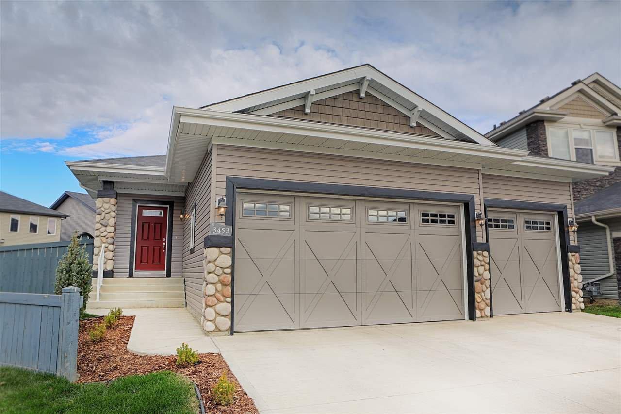 Main Photo: 3453 GOODRIDGE Link NW in Edmonton: Zone 58 House for sale : MLS®# E4190807