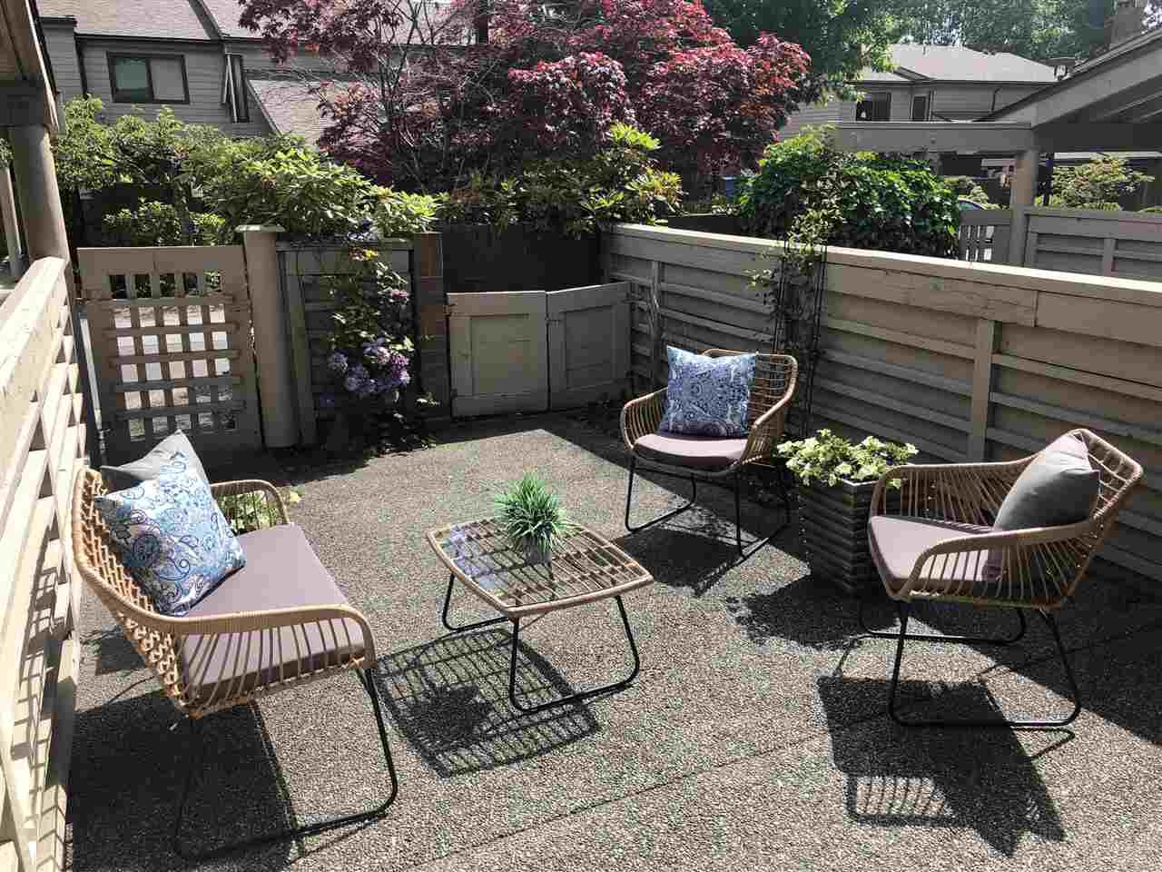 Photo 8: Photos: 2159 MCMULLEN Avenue in Vancouver: Quilchena Townhouse for sale (Vancouver West)  : MLS®# R2455599