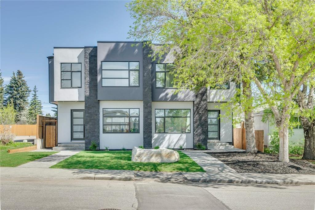 Main Photo: 3306 28 Avenue SW in Calgary: Killarney/Glengarry Semi Detached for sale : MLS®# C4300256