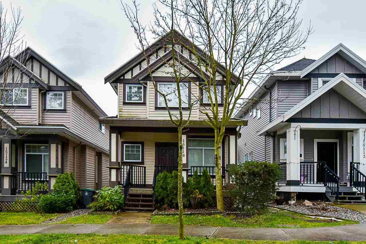 Main Photo: 15118 60 AVENUE in Surrey: Sullivan Station House for sale : MLS®# R2459214