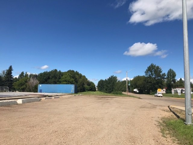 Main Photo: 4706 51 Street NW: Bon Accord Land Commercial for sale : MLS®# E4207635
