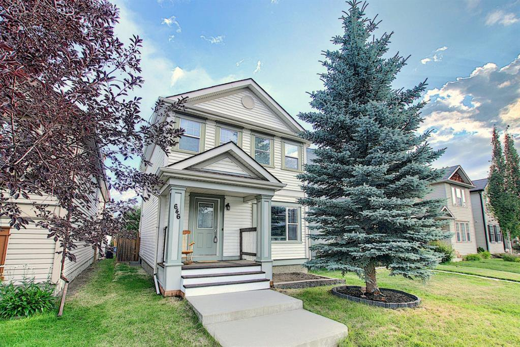 Photo 1: Photos: 646 EVERMEADOW Road SW in Calgary: Evergreen Detached for sale : MLS®# A1023171