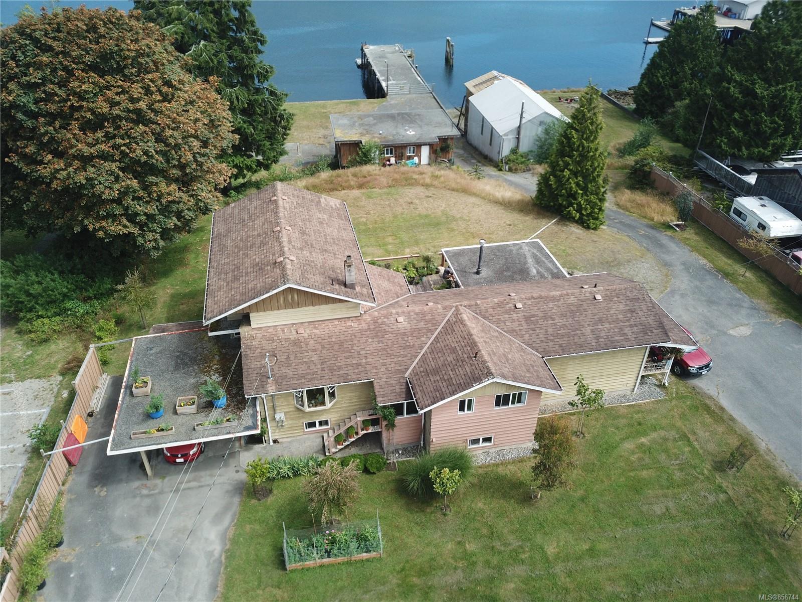 Main Photo: 1295 Eber St in : PA Ucluelet House for sale (Port Alberni)  : MLS®# 856744